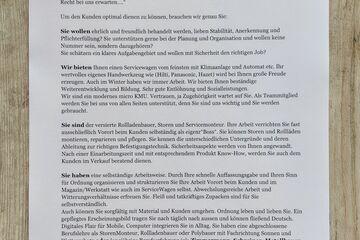 Zimmermann, Schreiner, Metallbauer, Fensterbauer